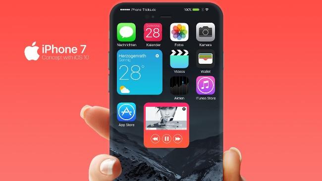 Net. iPhone 7