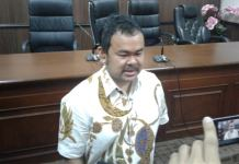 Walikota Serang, Tubagus Haerul Jaman.