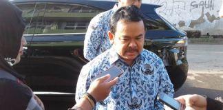 Walikota Serang, Tb Haerul Jaman.
