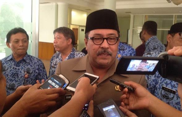 Gubernur Banten, Rano Karno.