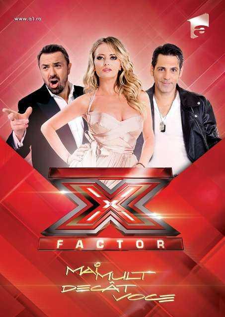 Juriu X Factor
