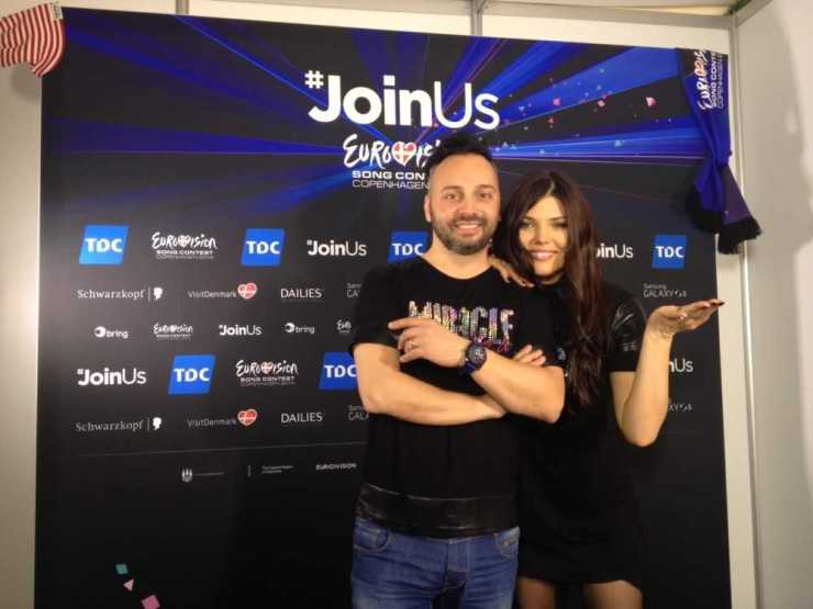 Paula&Ovi, eurovisiontv2