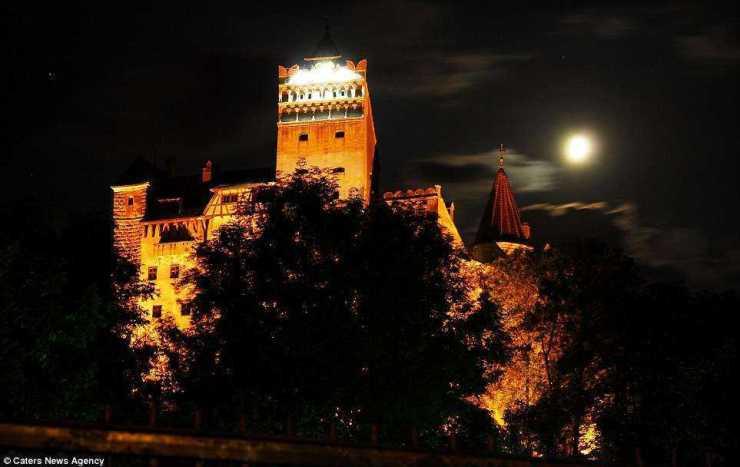 Castelul Bran1