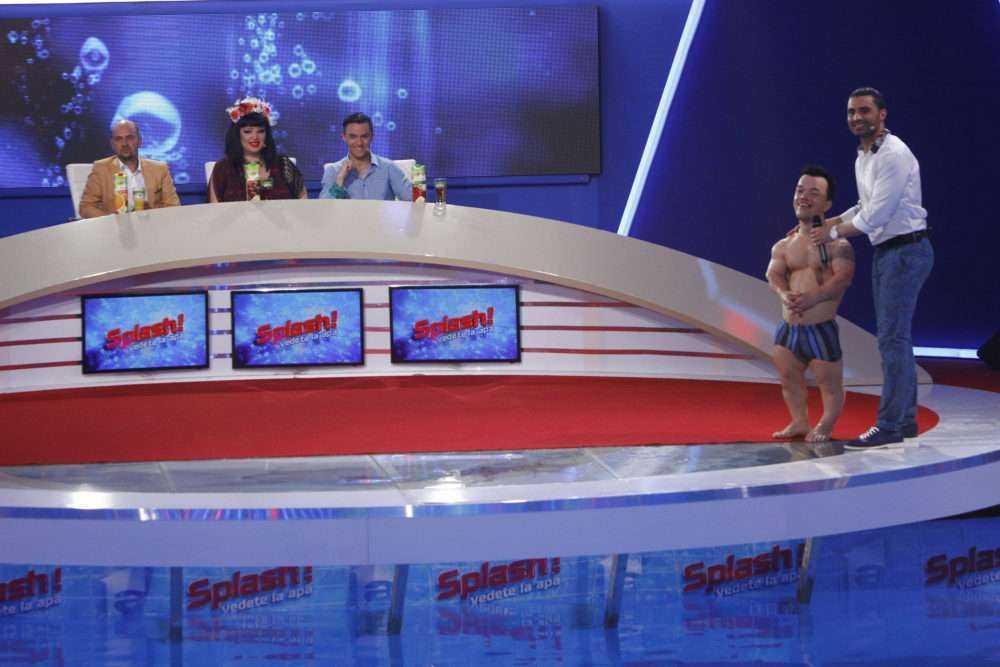 splash vedete la apa antena 1 Finala show ului Splash! Vedete la apa, lider de audienta pe toate segmentele de public!