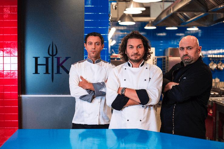 Hell's Kitchen Iadul Bucatarilor, Antena 1