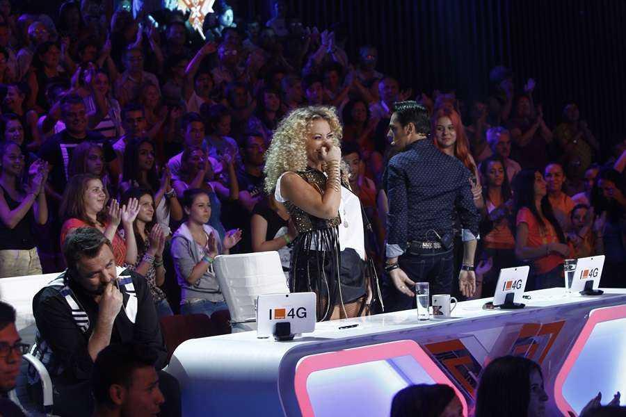 X Factor2 CIFRE si FOTO. Al doilea episod X Factor, audiente mari si voci de exceptie! Cine a fost locul I?