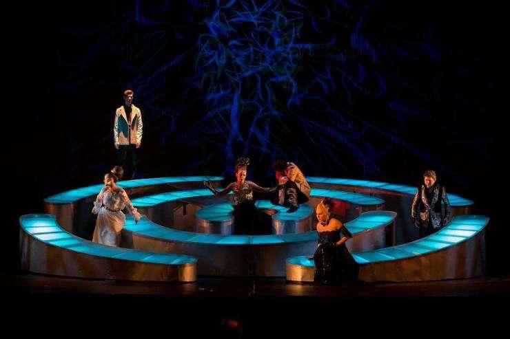 Catalin Botezatu pe scena Operei Romane Craiova (1)