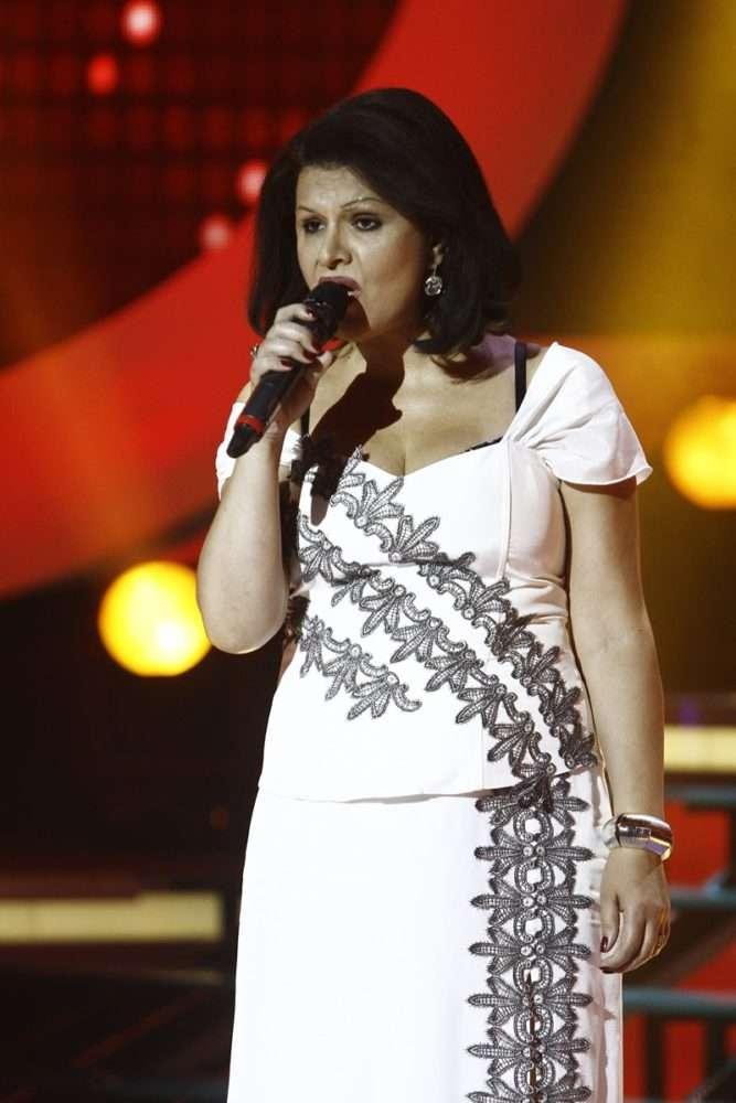 Maria Buza VIDEO Show ul Te cunosc de undeva! a fost lider incontestabil de audienta pe toate segmentele de public! Maria Buza, cap de afis!