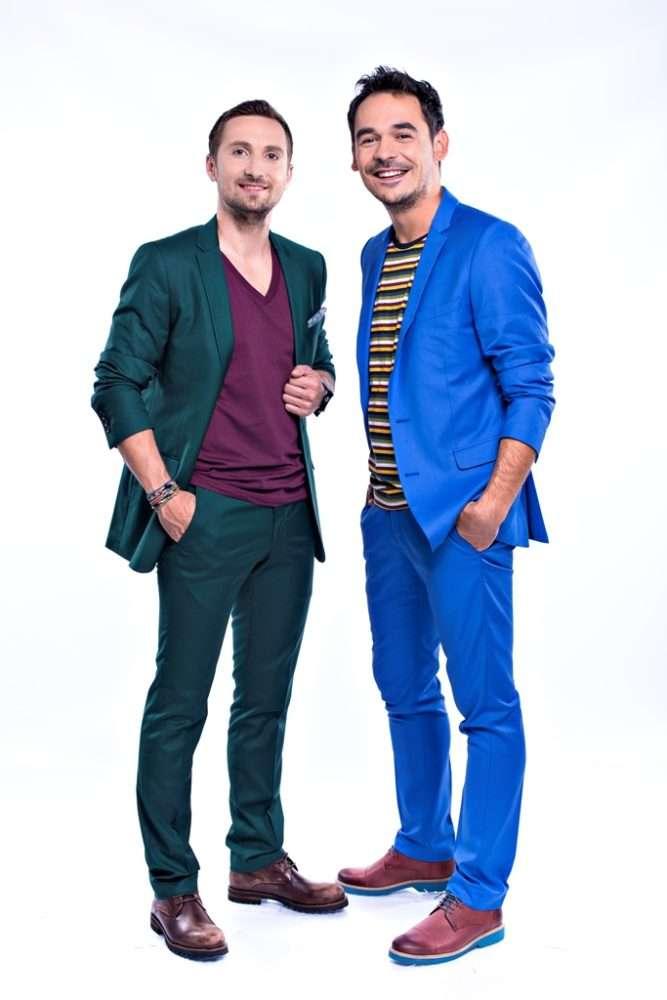 Razvan si Dani Răzvan şi Dani au început preselecţiile pentru a şi găsi înlocuitori pentru momentele dificile