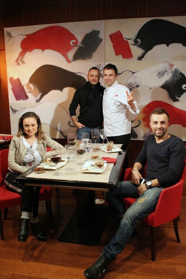 Mirela Ivascu, Giovanni Piselli, Stefan Popescu si Marian Lupu-_rsz