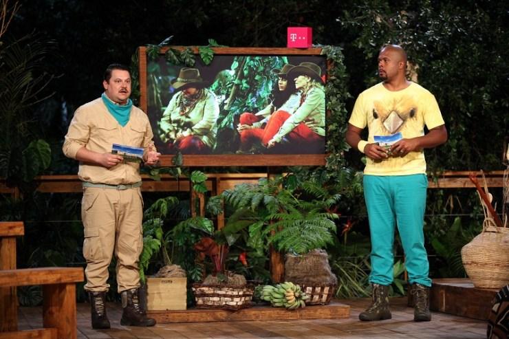 Cabral si Bobonete PRO TV - sunt celebru scoate-ma de aici