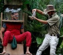 Dorian Popa la Provocarea Junglei. sunt celebru pro tv