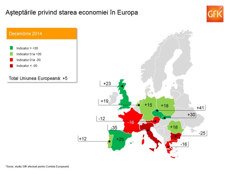 STUDIU asteptarile privind starea economiei_T4_2014