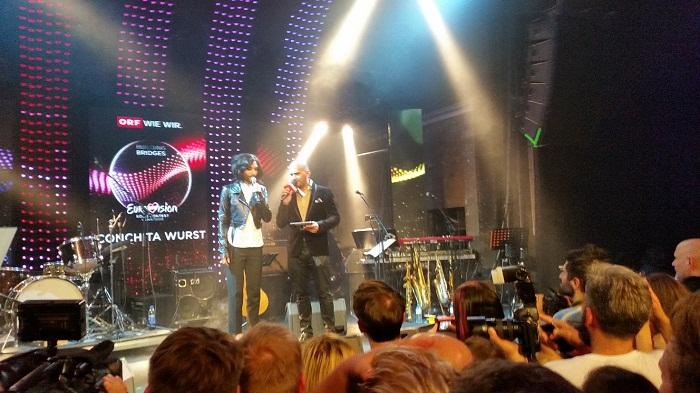 Conchita Wurst in EuroClub