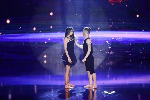 Oana Zara si Alexandru Bordea