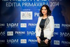 GALA PREMIILOR RADAR DE MEDIA 2014 (22) GABRIELA CRISTEA