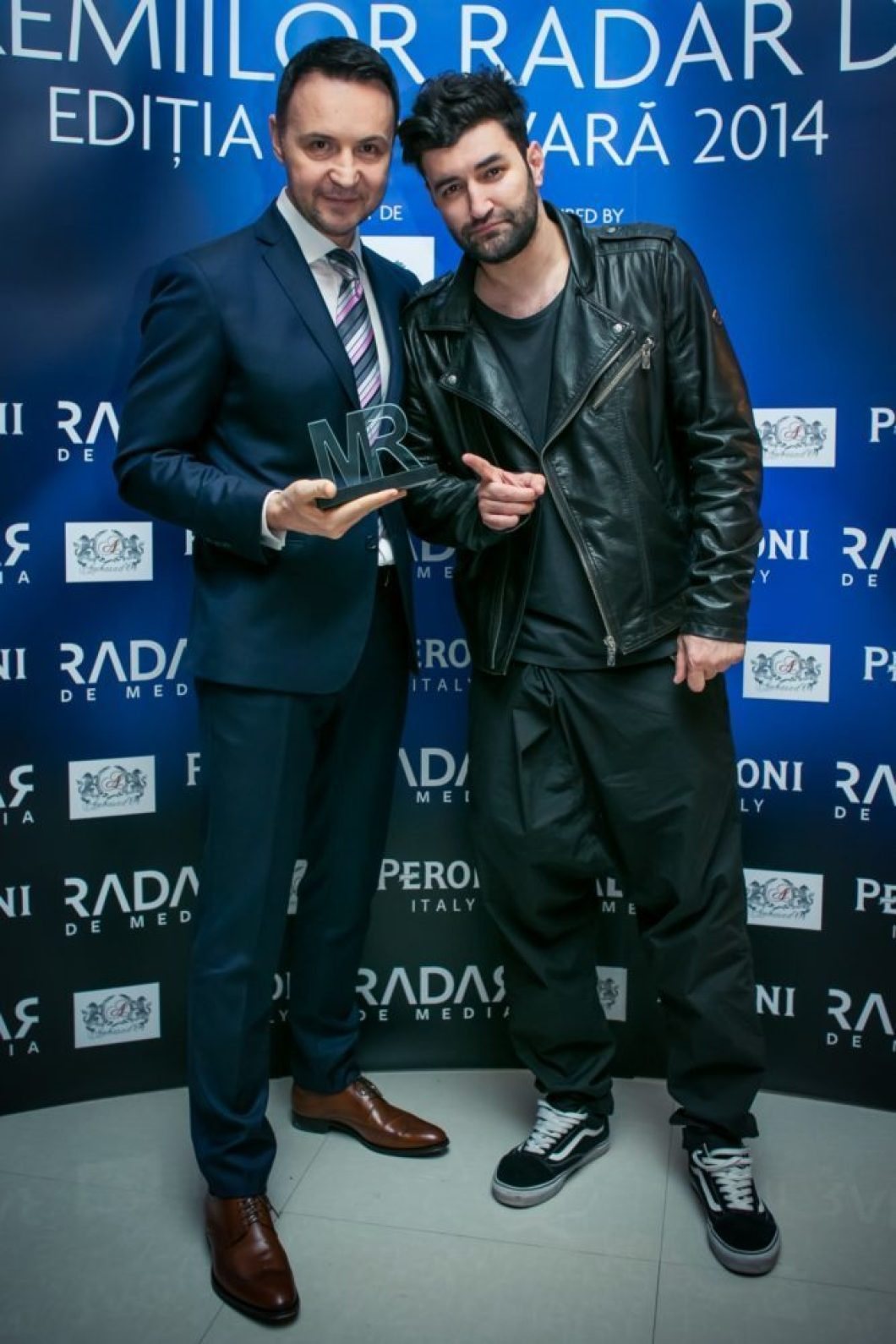 GALA PREMIILOR RADAR DE MEDIA 2014 (91) SMILEY SI NICUSOR STAN