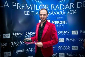 GALA PREMIILOR RADAR DE MEDIA 2014 (98) DR KASEM