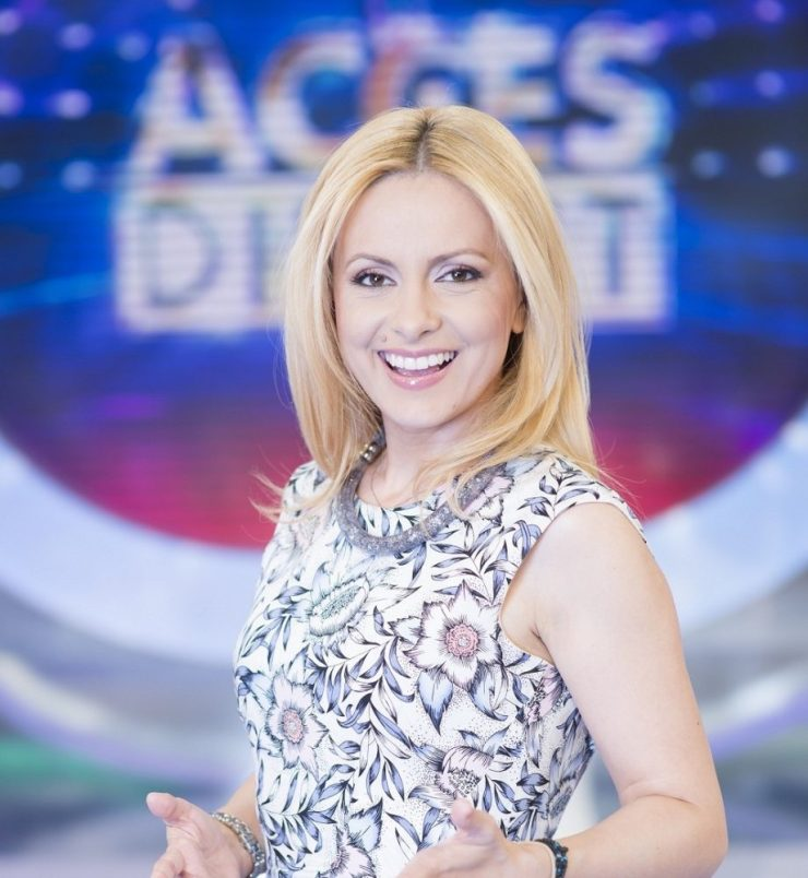 Simona Gherghe, Acces Direct Antena 1