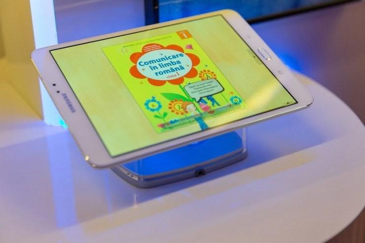 Samsung manual digital tableta