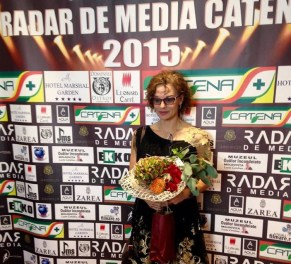 MAIA MORGENSTERN - PREMIILE RADAR DE MEDIA 2015