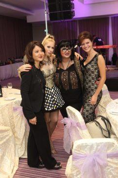 Oana Sarbu, Daniel Ioradchioaie, Maria Magdalena, Gerry Petrea - PREMIILE RADAR DE MEDIA 2015
