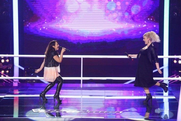 Andreea Oprea si Irina Pelin