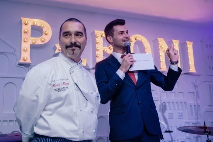 Casa di Peroni - Chef Marco Magri