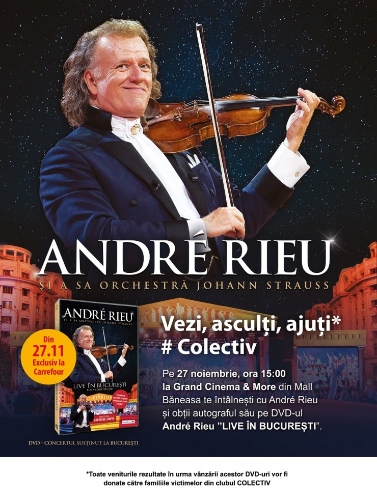 Live-in-Bucharest DVD COLECTIV