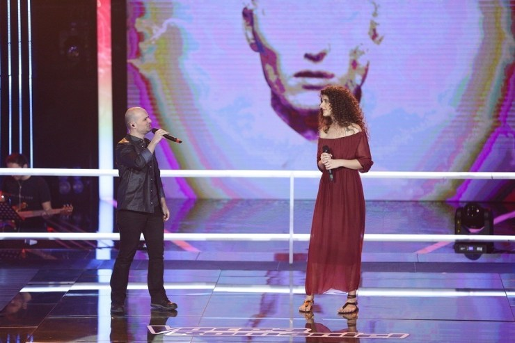 Ovidiu Turcu si Cristina Lupu