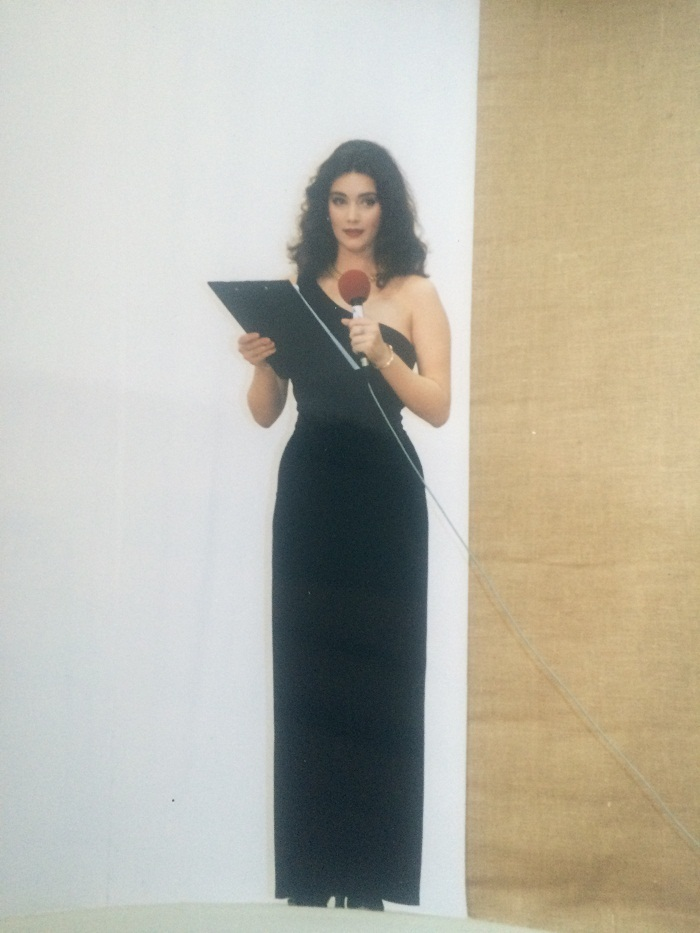 Andreea Berecleanu 1993