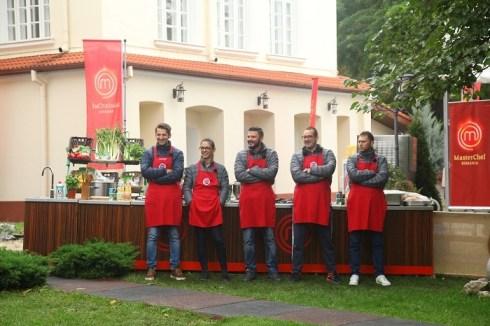 Echipa rosie MASTERCHEF