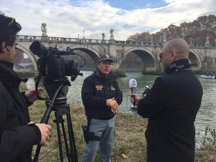 Sabbagh in actiune la Roma