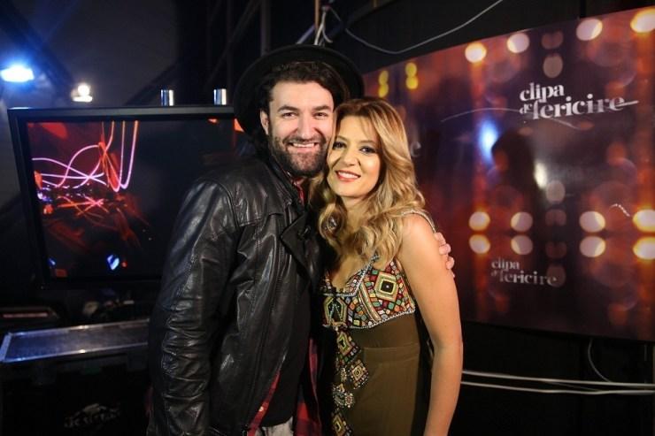 Smiley si Amalia Enache - Clipa de fericire pro tv