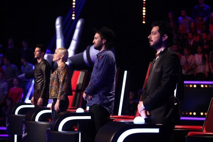 Juriul VOCEA ROMANIEI PRO TV
