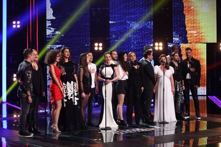 concurenti Vocea Romaniei