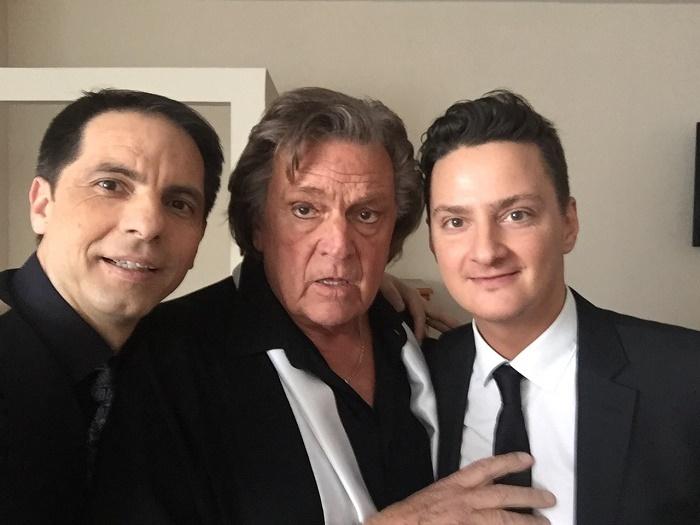 Dan Negru, Florin Piersic si Daniel