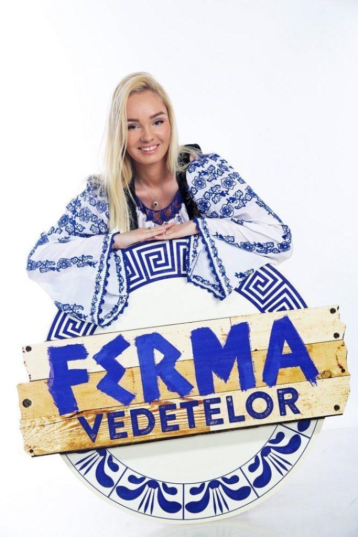 Maria Toader - FERMA VEDETELOR, PRO TV