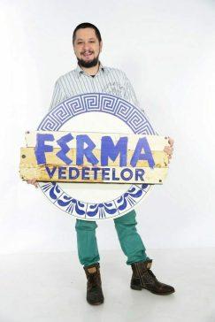 Octavian Strunila - FERMA VEDETELOR, PRO TV
