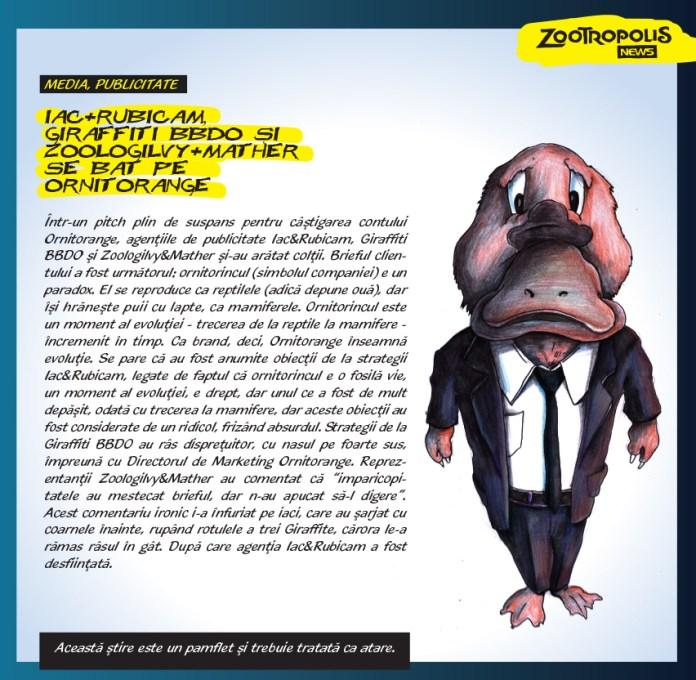 Zootropolis pamflet