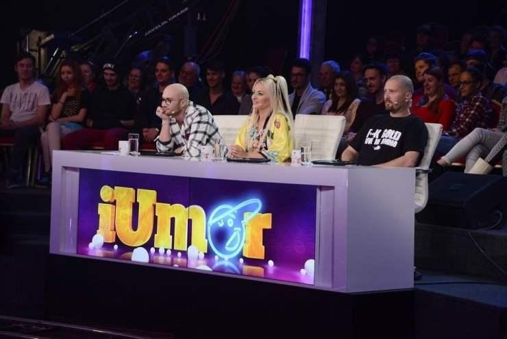 Juriul iUmor, Antena 1