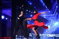 Ancuta Dumitrean si Andrei Palamariu