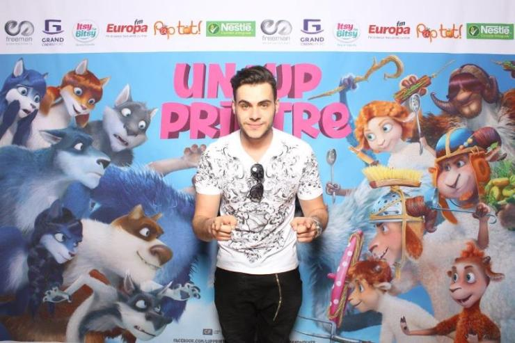 Mircea Eremia avanpremiera Un lup printre oi Freeman Entertainment