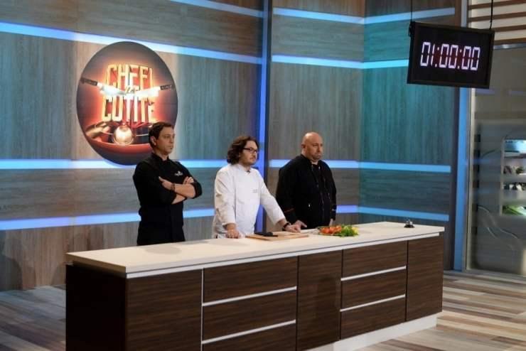 CHEFI LA CUTITE ANTENA 1