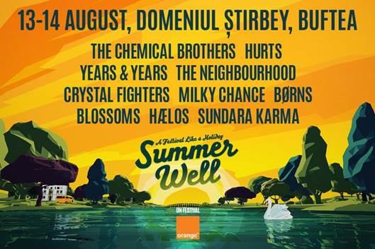 Summer Well 2016