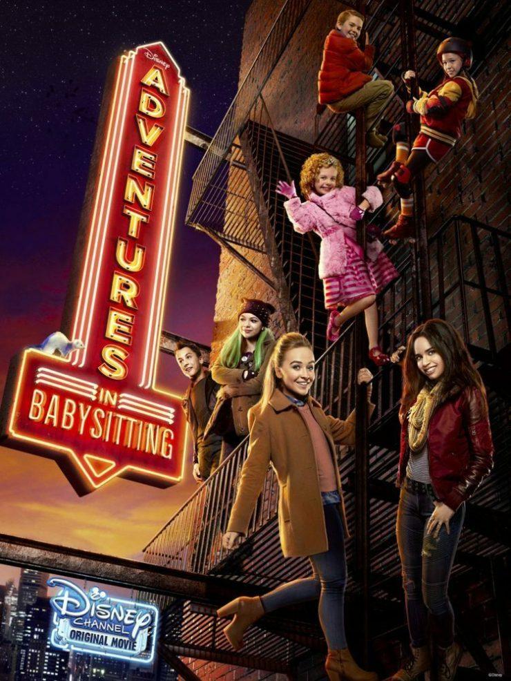 Aventurile dadacelor - Disney Channel (1)