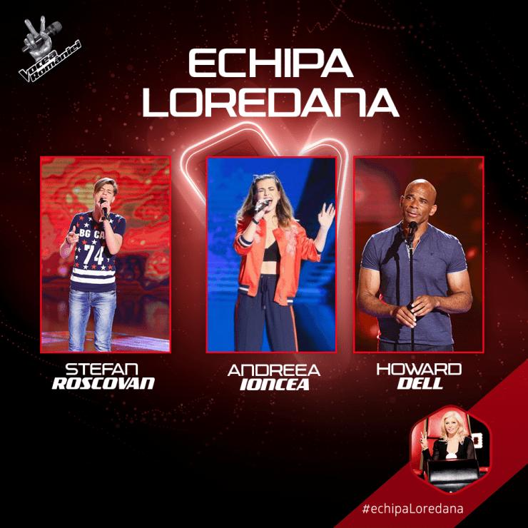 echipa-loredana-vocea-romaniei-pro-tv
