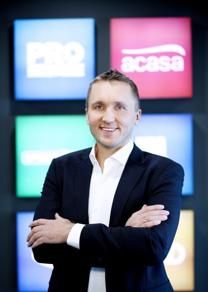 RAPORT: PRO TV, venituri cu 25% mai mari în 2017 şi lider de audienţă, în perioada ianuarie - martie! Iată ce a declarat şeful televiziunii, Aleksandras Cesnavicius!