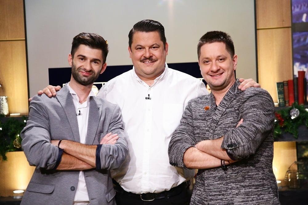 Anca Dumitra, Ecaterina Țugulea, Ovidiu Niculescu și Jean Paler sunt puși pe glume la Jocuri de celebritate. Ce audienţă a înregistrat ediţia de aseară?