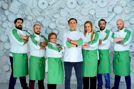 CHEFI LA CUTITE echipa Bontea